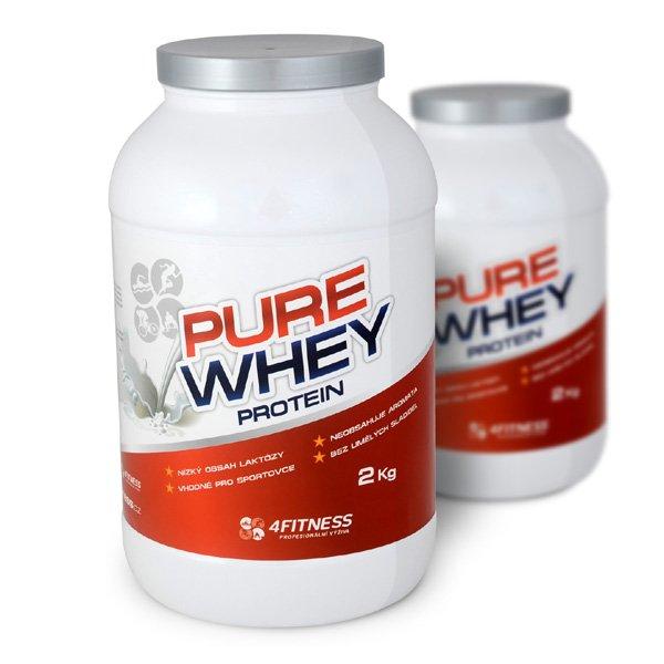 Syrovátkový protein 80 | 2kg 630 Kč