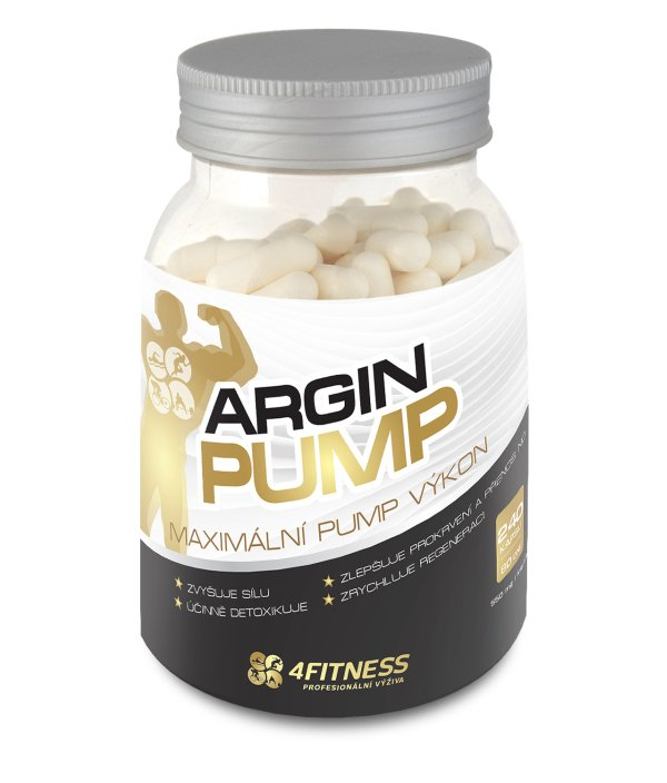 Argin Pump 240cps po 550 mg