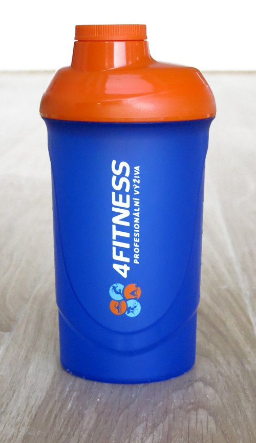 Shaker 4FITNESS 600 ml na protein
