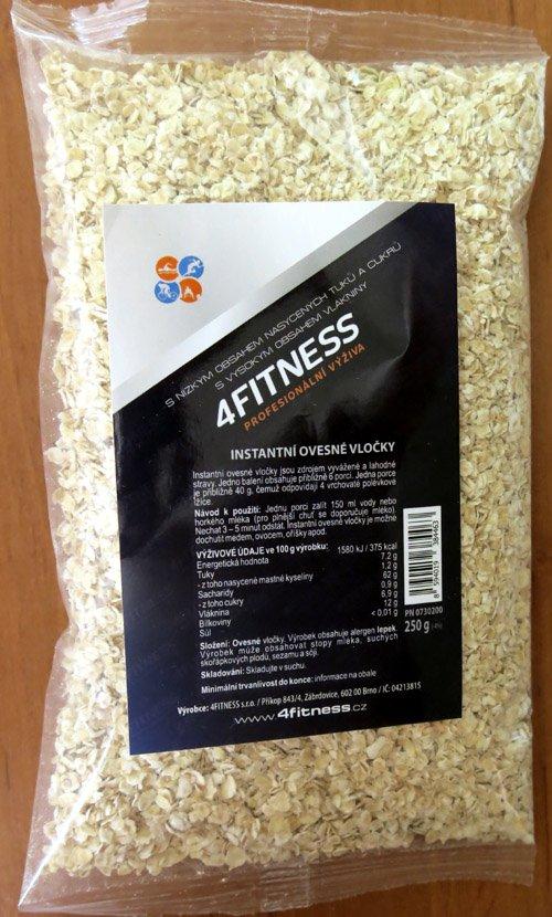 instantní ovesné vločky - kaše | oatmeal