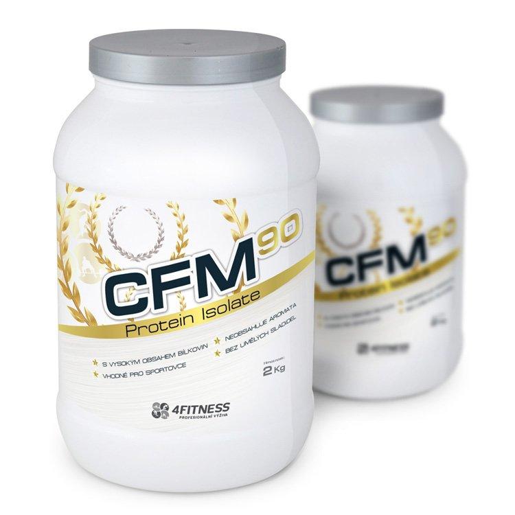 CFM Protein Iso 90 2kg 998Kč