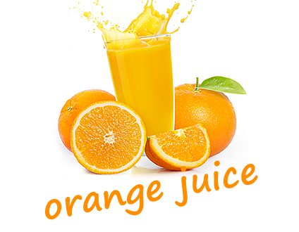 Orange juice příchuťová tableta s náhradním sladidlem 15tbl.